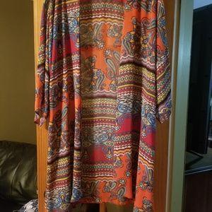 Catos Kimono Duster 18/20w